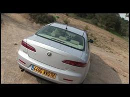Alfa Romeo 159: la nouvelle impératrice du trèfle