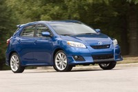 SEMA Show : Nouvelles Toyota Matrix et Corolla US - ange ou démon ?