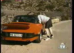 [Vidéo] : lancé de Porsche