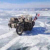 Thiers-Lac Baïkal-Thiers: 21 000 km sur une BMW de 1939: 3 vidéos.