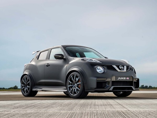Nissan Juke R 2.0 : 17 exemplaires seulement, plus de 500 000 € l'unité ?
