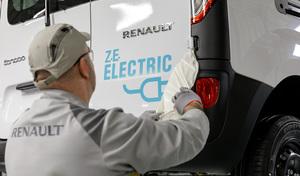 L'industrie auto française veut un soutien financier pour la transition vers l'électrique