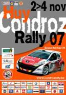 Rallye du Condroz: victoire de François Duval!