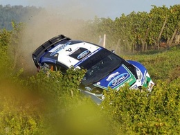 WRC : Ford se retire à la fin de la saison