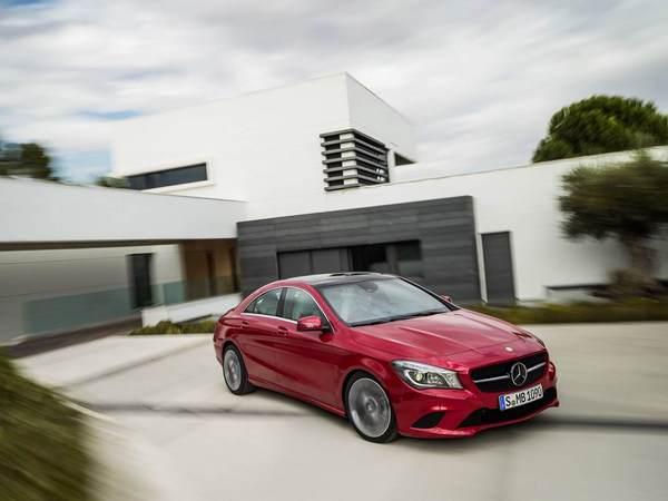 Mercedes met à jour les Classe B, GLA et CLA