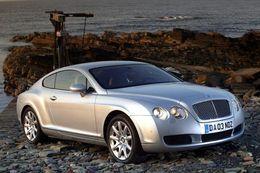 Jennifer Lopez et Ozzy Osbourne, premiers acheteurs de la Bentley Continental GT