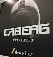 En direct du salon de Milan: Caberg