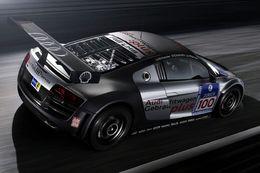 24 Heures du Nürburgring 2009: Audi en force!