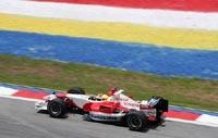 Toyota et McLaren terminent leurs essais au Castellet