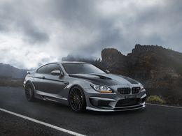 Salon de Genève : BMW M6 Hamann MIRR6R