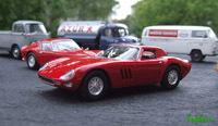 Miniature : 1/43ème - Ferrari 250GTO