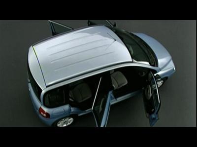 Nouveau Fiat Multipla :adieu Flipper le dauphin