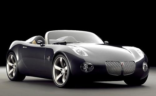 La Pontiac Solstice va être finalement produite