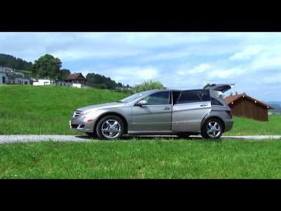 Mercedes Classe R : un monstre confortable, mais pas assez modulable