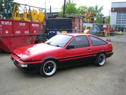 Réponse du précédent quizz: C'était la Toyota Corolla AE86 !