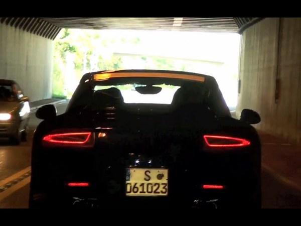[vidéo] La future Porsche 911 type 991 quasiment nue
