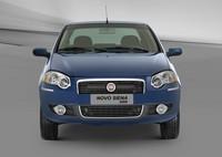 Nouvelle Fiat Siena 2008 : sans complexe