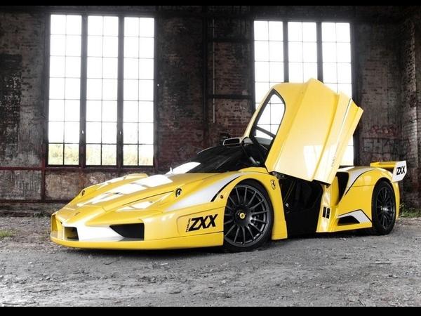 [vidéo] La Ferrari Enzo FXX Edo Compétition de 950 chevaux reprend bruyamment la route