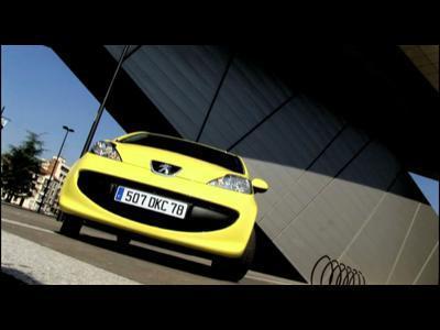 Vidéo Peugeot 107