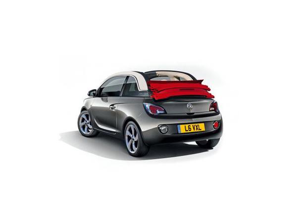 Opel Adam cabriolet : comme ça ?