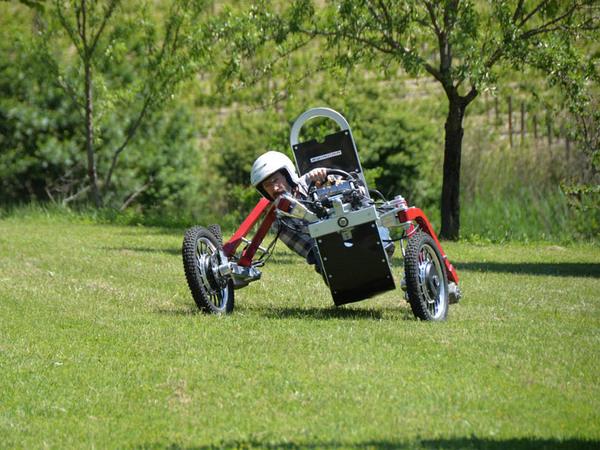 Assez Swincar : l'araignée électrique, invention française TT12
