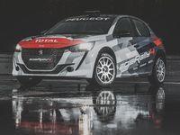 Peugeot : la nouvelle 208 déclinée en version Rally 4