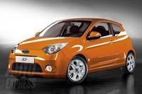 Future Ford Ka II by AutoExpress