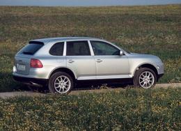 Porsche rappelle tous les Cayenne vendus depuis 2002
