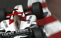 Jenson Button et Rubens Barrichello : comme à la maison
