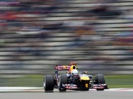 F1-Nürburgring, EL2: Webber répond à Alonso !