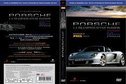 Premier DVD sur 50 ans d'histoire de Porsche