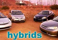 Les propriétaires d'hybrides s'unissent