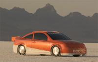 Record de vitesse en Bioethanol E85