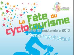 Zoom sur la Fête du cyclotourisme 2010