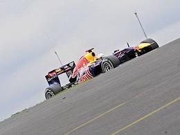 F1-GP d'Allemagne, libres 3: Au tour de Vettel !