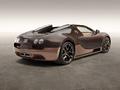 Toutes les nouveautés du salon de Genève 2014 : une Veyron en l'honneur de Rembrandt Bugatti