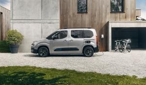 Peugeot et Citroën lancent leur ludospace électrique