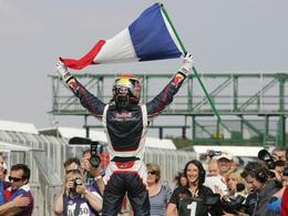 F3 anglaise - Jean-Eric Vergne sacré champion!