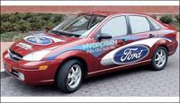 Ford éduque à l'hydrogène
