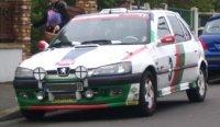 La saucisse du vendredi : 306 1.9l D WRC!!