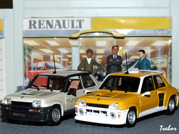 iniature : 1/43ème - RENAULT 5 turbo