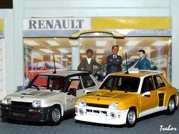 iniature : 1/43ème - RENAULT 5 turbo