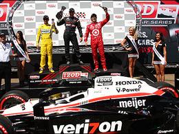 Indycar-Edmonton: La victoire pour Power !