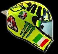 MotoGP - Italie: la valse des casques !