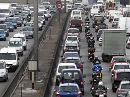 Embouteillage: l'enfer des 35 heures en France