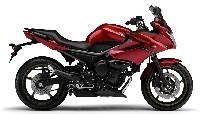 Nouveauté 2009 : Yamaha XJ6/Diversion