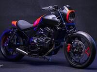 Préparation - Honda CMX 1100 Rebel Bobber etSport
