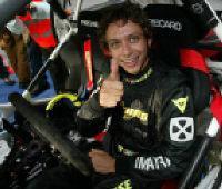 WRC: pas de rallye de Grande-Bretagne pour Rossi...