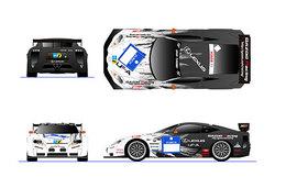 Lexus LF-A: la course, toujours la course