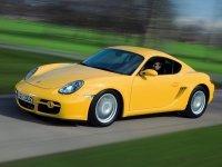 Porsche Cayman sans S